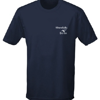 SKD-Funktions-T-Shirt navy
